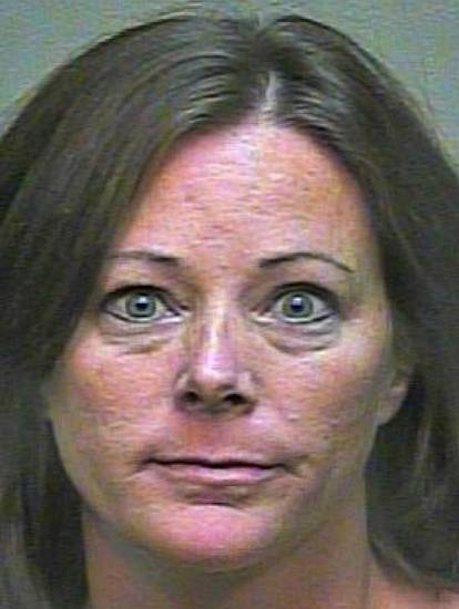 Kristen Betz, 42, was arrested on a second-degree rape complaint.