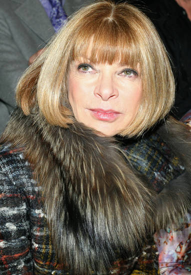 Vogue editor anna wintour suggested oprah lose weight news ok 16 2009 file photo vogue editor in ccuart Images