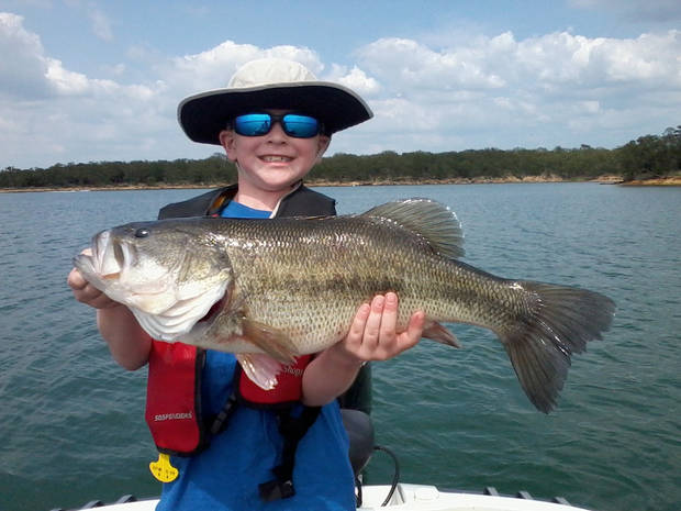 Fish for free and other things to do this weekend news ok for Lifetime fishing license ok