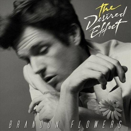 Brandon Flowers of The Killers released a new solo album in May. Image provided by artist  <strong></strong>