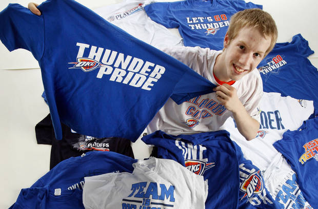 Oklahoma City Thunder T-Shirts Pulled After Death Threats ...