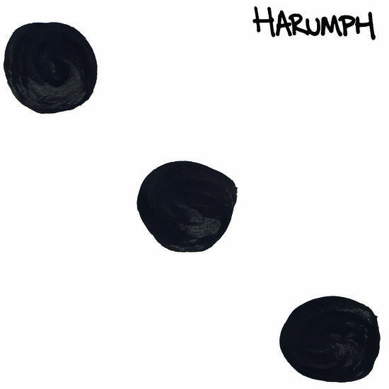 "<p>Harumph's ""Threes"" album cover. [Image provided]</p>"