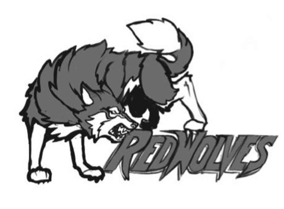 Photo - New mascot candidate for Capitol Hill High School, Red Wolves. Provided