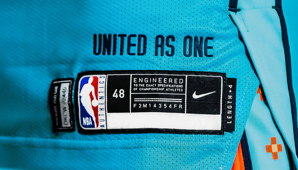 9690063ca Thunder honors Native American heritage with new City Edition uniforms