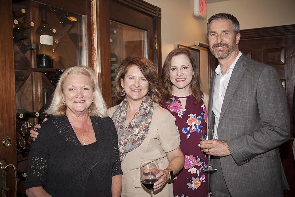 Photo - Meg Salyer, Kelly Sachs, Kelley McGuire, Dave Ortloff. PHOTO PROVIDED