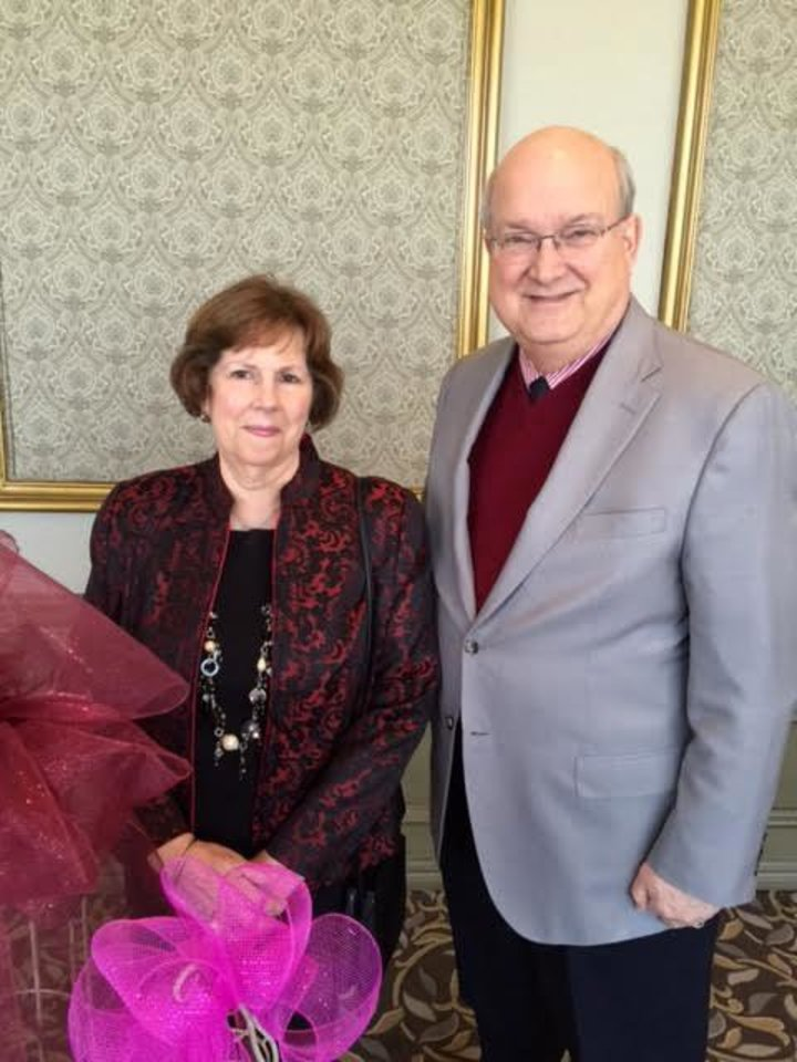 Photo -  Kay and Kraettli Epperson. PHOTO PROVIDED