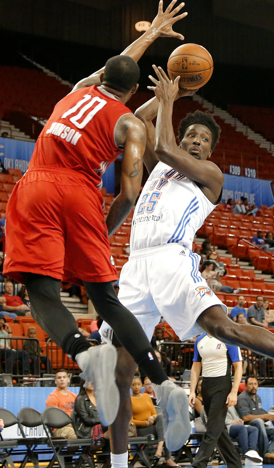OKC Blue season ends after playoff loss to Vipers   News OK