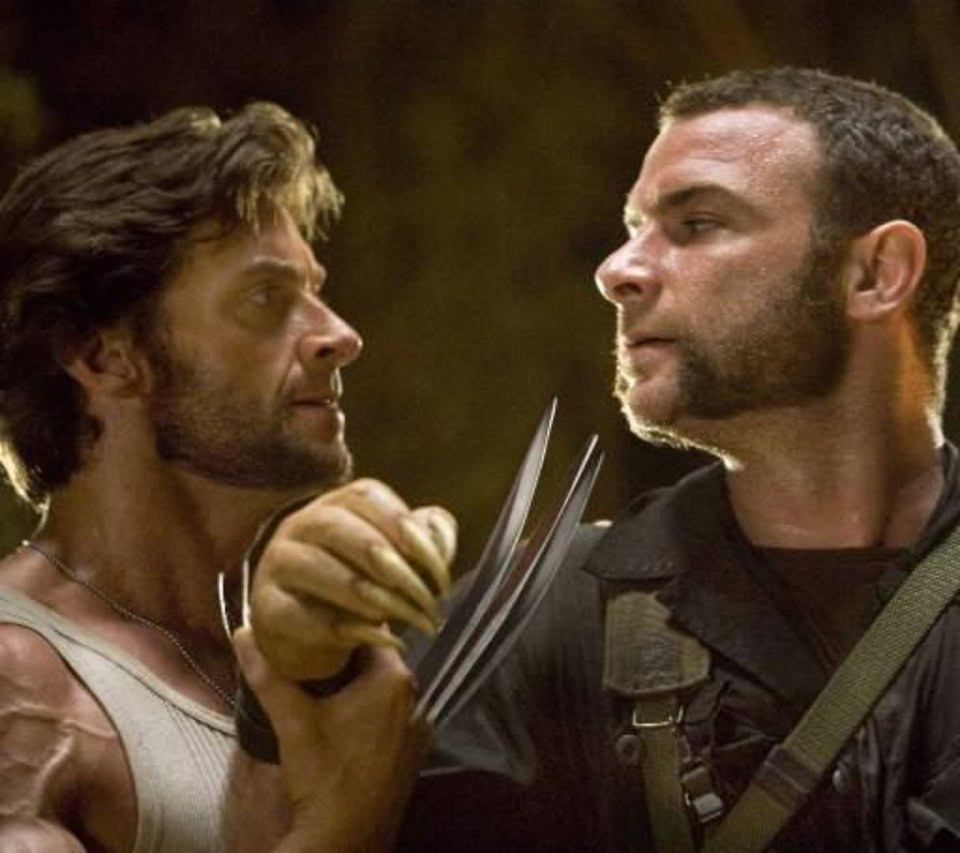 Logan Hugh Jackman And Victor Creed Liev Schreiber Face Off For The