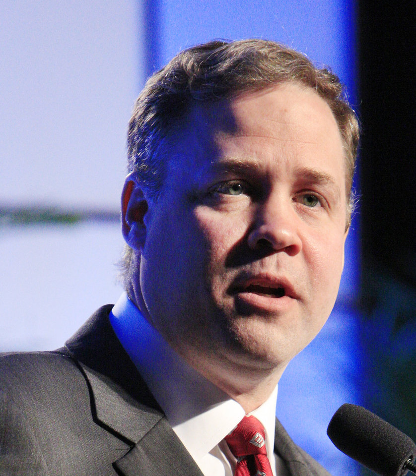 Photo -   Rep. Jim Bridenstine