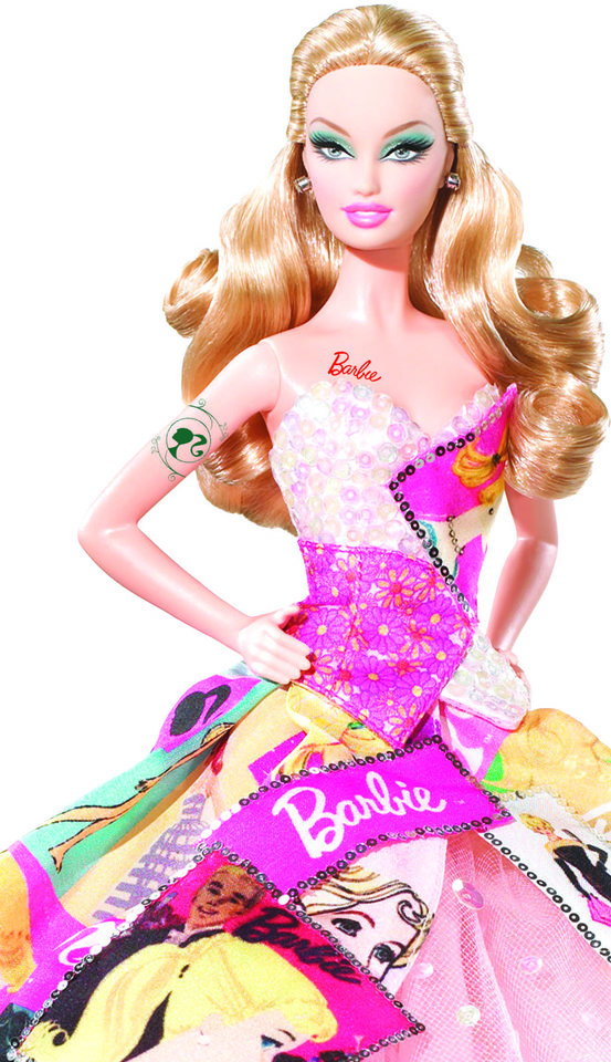 Tattoo Barbie Creates Controversy At Stores