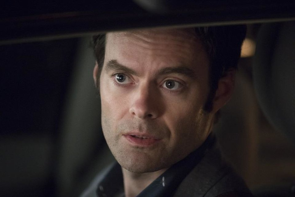 Photo - Bill Hader appears in a scene from