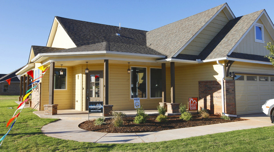 Oklahoma city area builders gear up for parade of homes for Oklahoma home builders