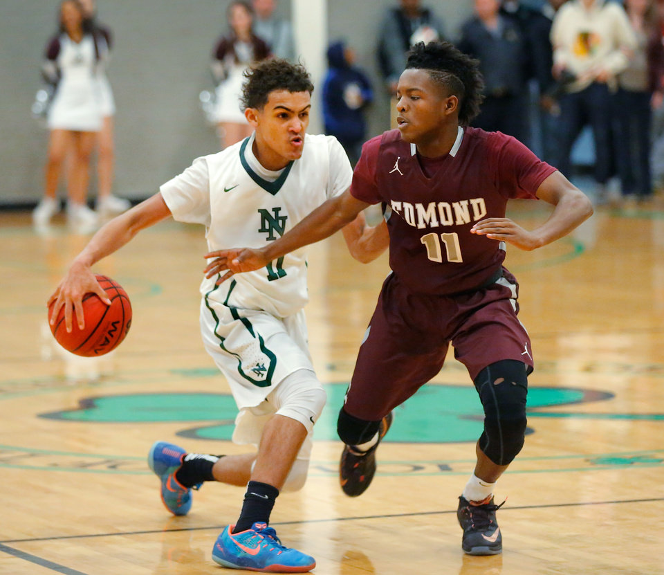 High school basketball: Trae Young to stay at Norman North ...