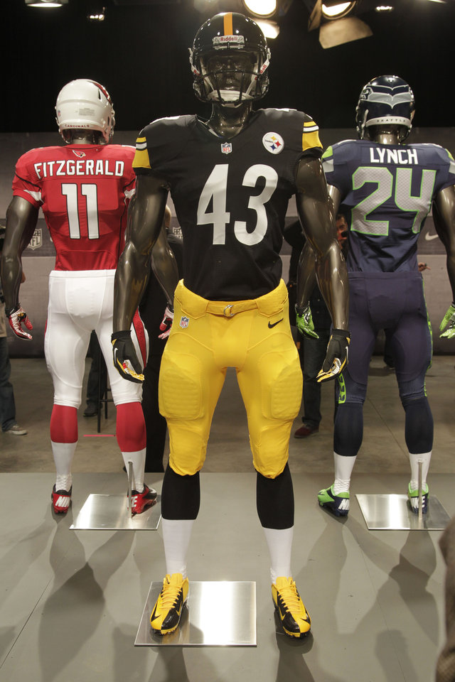 cheaper f4a9e a1dfc NFL unveils new uniforms for all 32 teams - Article Photos