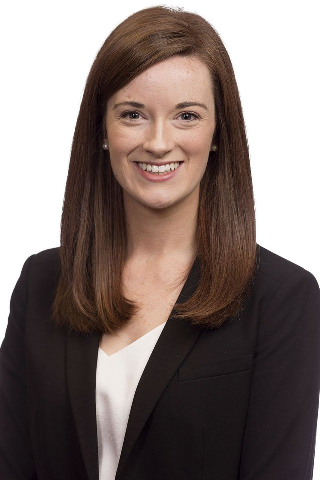 Photo -  Melissa Revell is a healthcare attorney with McAfee & Taft.
