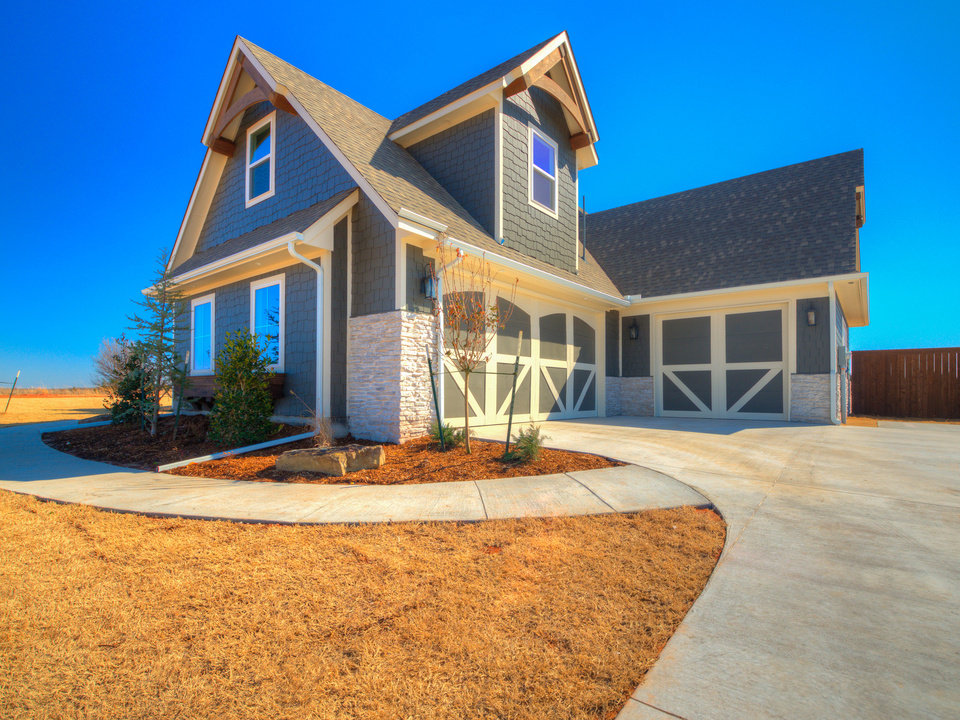 Photo -  Dusty Boren of Q5 Custom Homes has 10324 NE 149 in the Parade of Homes Spring Festival. Price: $569,800. [PHOTO PROVIDED BY CENTRAL OKLAHOMA HOME BUILDERS ASSOCIATION]