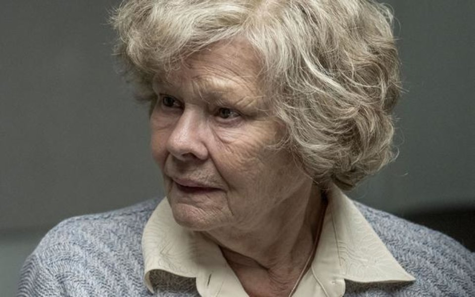 Photo -  Judi Dench stars in