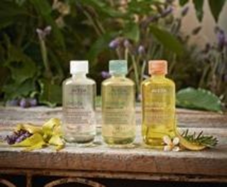 Photo - Give your hair and skin the organic treatment this fall. Photo provided by Eden Salon & Spa.