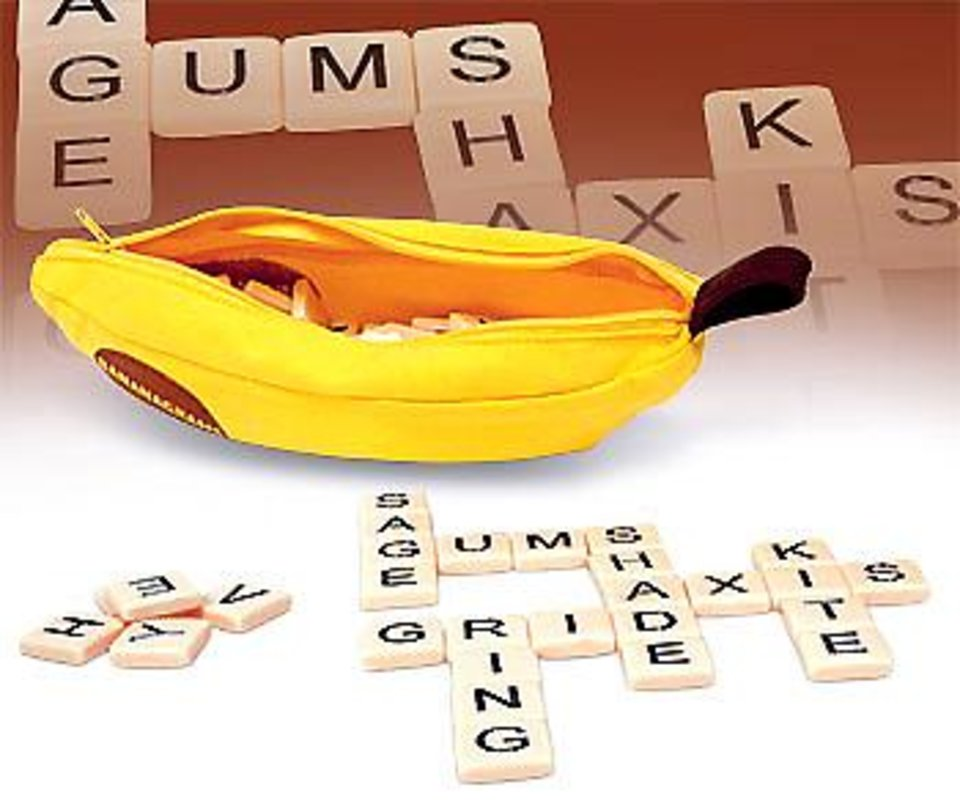 Bananagrams Is A New Word