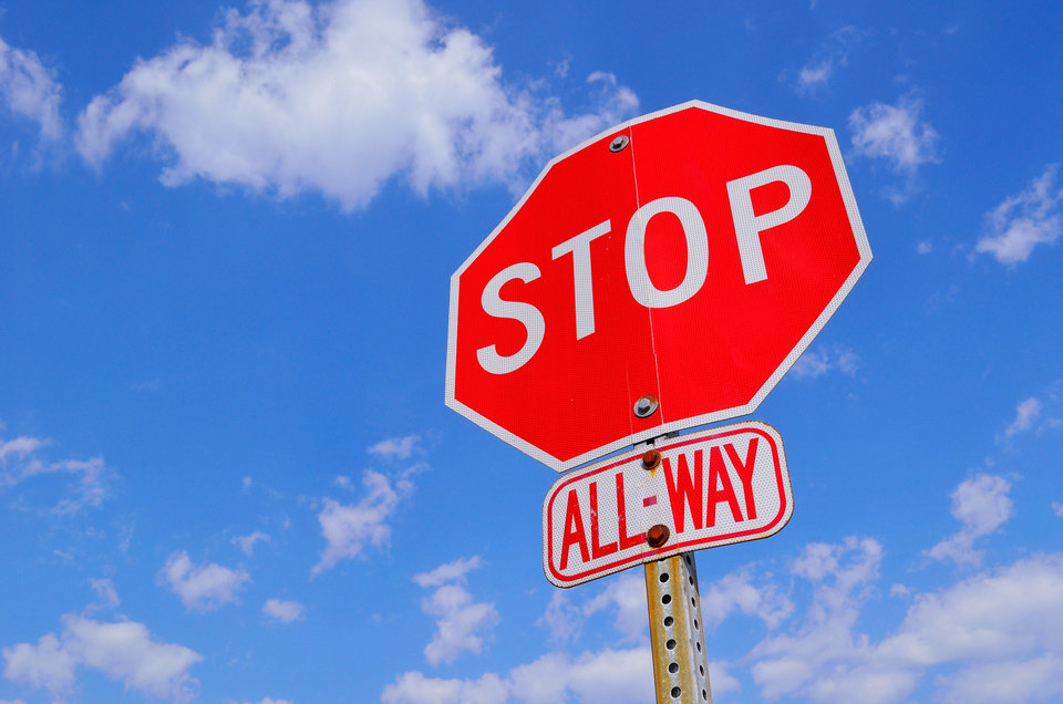 Photo -  A deadly intersection in Canadian County is being converted to a four-way stop with plans to create a roundabout by the end of the year. [Pixabay]