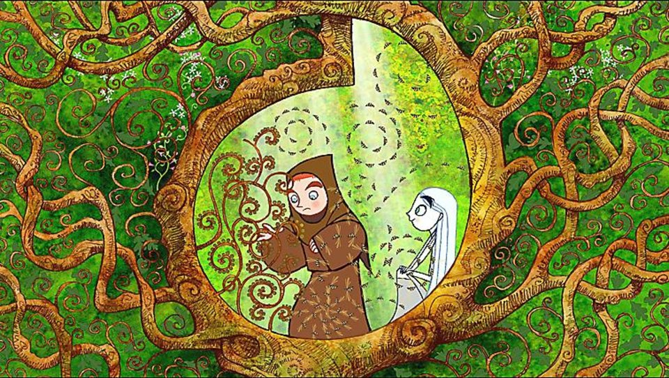 "Photo - ""The Secret of Kells,"" nominated for an Oscar for best animated feature, will screen at 2 p.m. Sunday at the Oklahoma City Museum of Art.  Walt Disney Studios Motion Pictures Ireland Photo"
