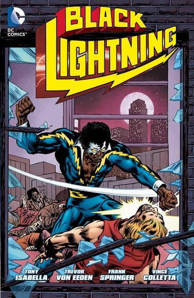Photo - Black Lightning Vol. 1