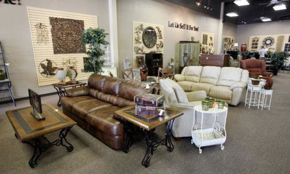 Wonderful The Showroom Floor At Furniture Buy Consignment, NW 59 Street And N May  Avenue In Oklahoma City. PAUL B. SOUTHERLAND   THE OKLAHOMAN ...