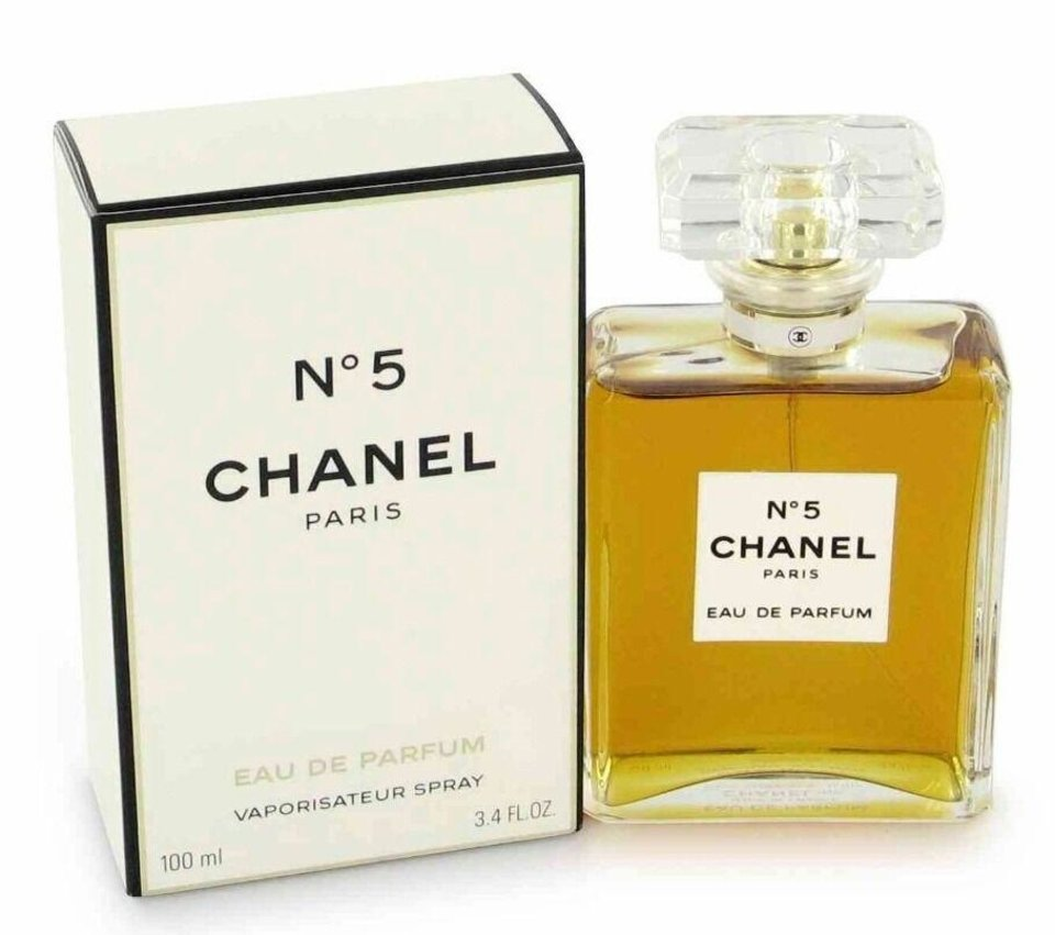 Photo - Chanel No. 5, still a favorite almost 100 years after it was created.