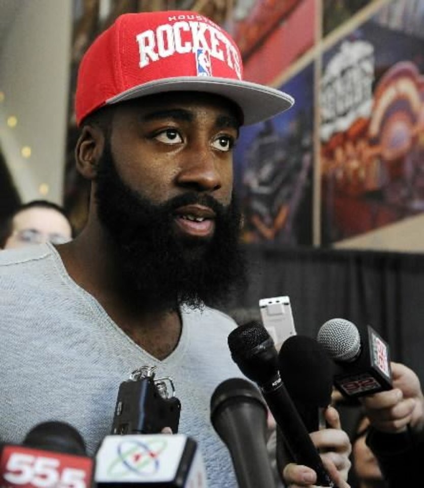 Why Did James Harden Leave Oklahoma City