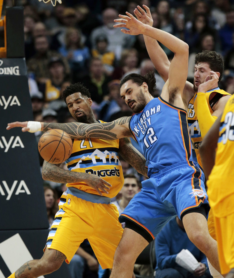 Image result for steven adams wilson chandler