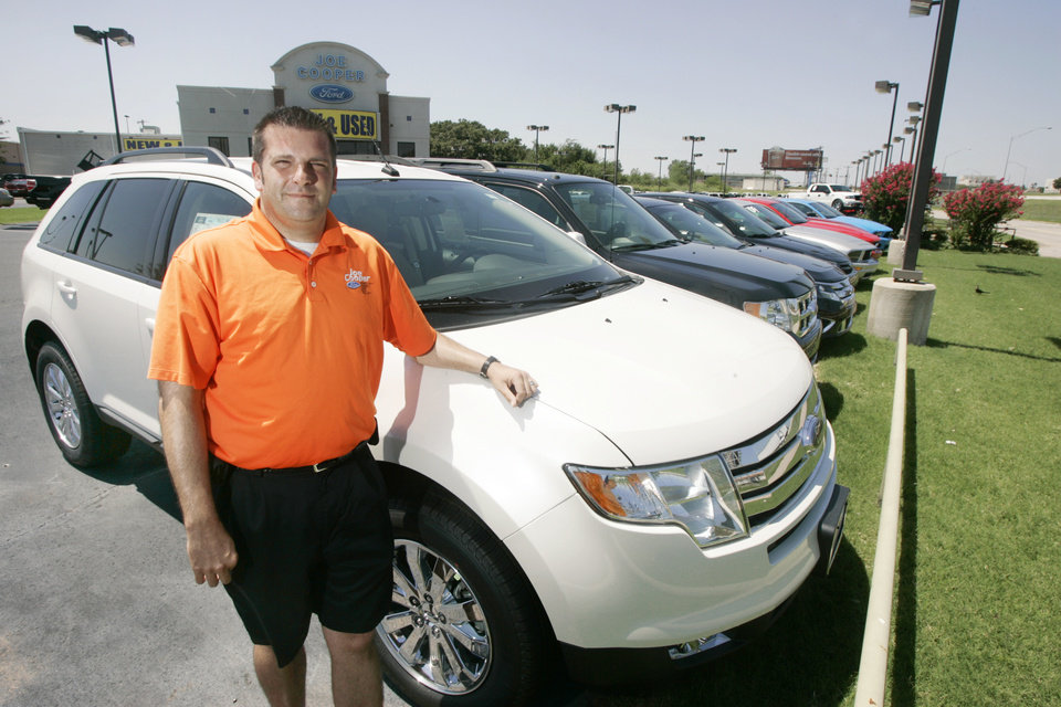 Joe Cooper Ford Midwest City >> Trade In Demand Stretches Oklahoma Dealers Article Photos