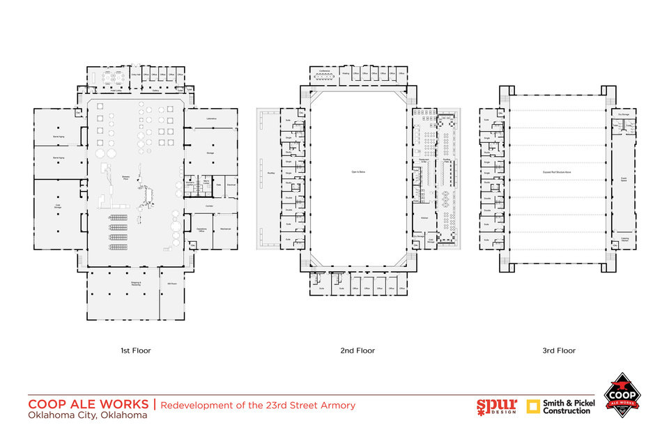 23rd Street Armory Set To Be Converted Into The New Home