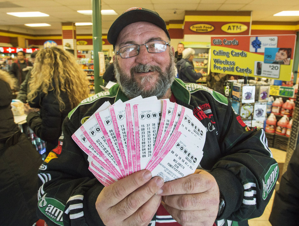 the lure of the lottery The odds are against you, but the lure might be too much for the first time ever,  the nation's two major games — powerball and mega millions — offer jackpots.