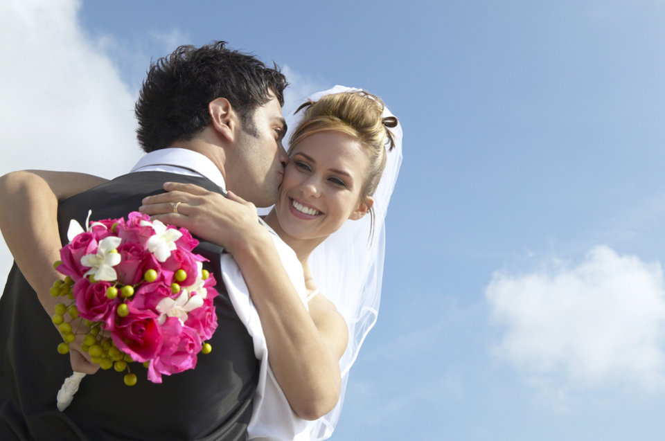 Photo - Make your wedding your best day ever. Photo: Digital Vision.