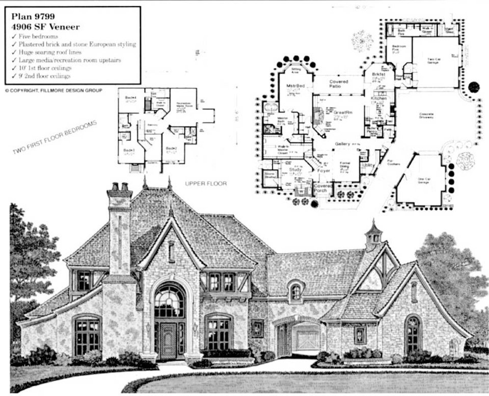 Fillmore Design Floor Plans Gurus Floor: fillmore design floor plans