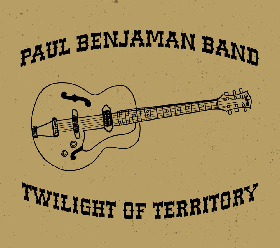 Photo -  Paul Benjaman Band's