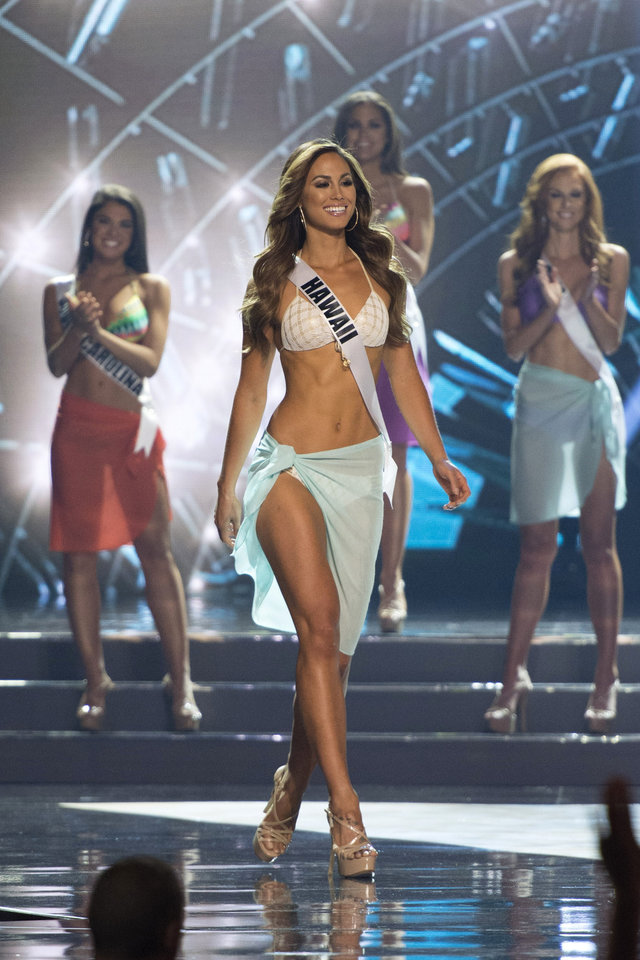 Las Vegas Hosts 2016 Miss Usa Pageant
