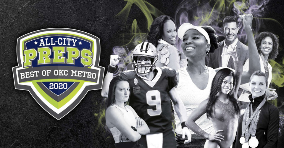 Photo - The 2020 Best of OKC Metro awards honor the area's top high school athletes.