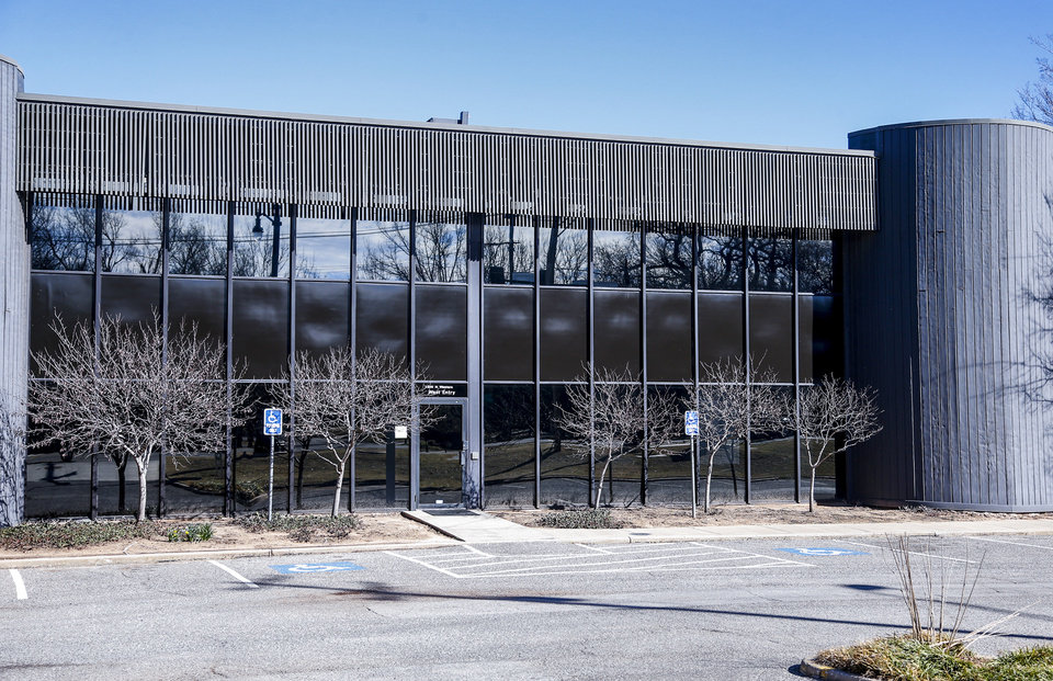 Photo -  The building at 5500 N Western Ave. in Oklahoma City has been sold by Chesapeake Energy Corp. [Photo by Chris Landsberger, The Oklahoman]