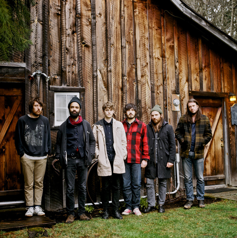 Photo - Fleet Foxes. [Photo provided]