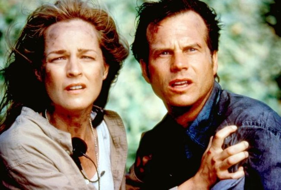 Photo -  Helen Hunt and Bill Paxton star in