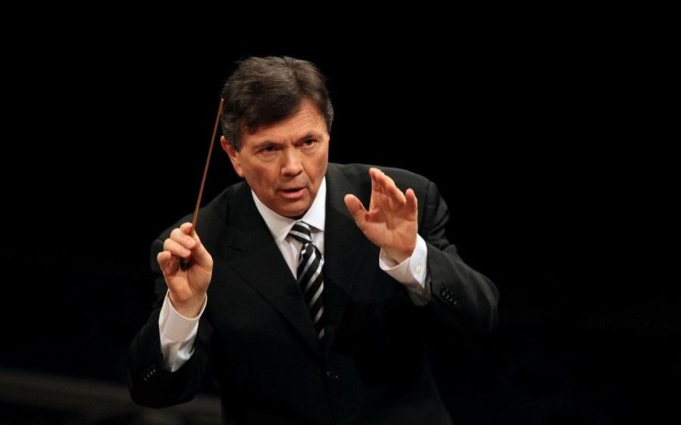 Photo - Gerard Schwarz will be the guest conductor for the Oklahoma City Philharmonic's Nov. 23 Classics concert, titled