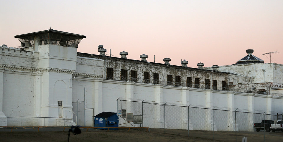 Photo - FILE - The Oklahoma State Penitentiary is shown in January in McAlester. The pentitentary is where all state executions are held. Photo by Nate Billings / NewsOK