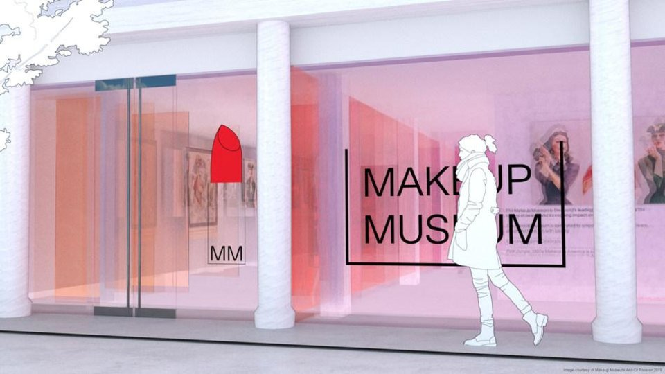 Photo - The world's first Makeup Museum opens next year in New York City.