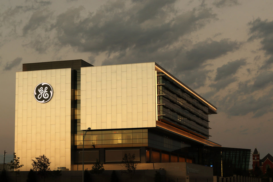 Photo -  On Monday, the Oil & Gas Technology Center owned by Baker Hughes, a General Electric company, will become the BHGE Energy Innovation Center of North America. [Photo by Doug Hoke, The Oklahoman]