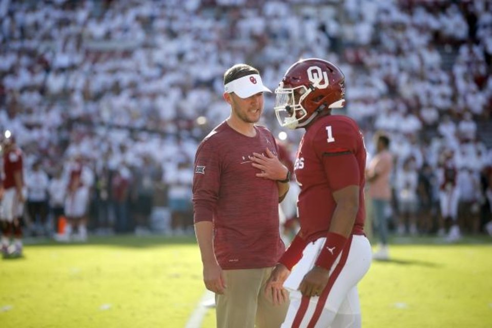 OU football: Lincoln Riley continues to turn heads with