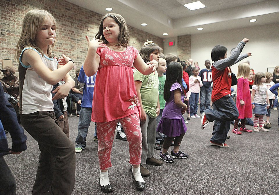 Group spins lessons to Edmond kids positively with hip-hop beat
