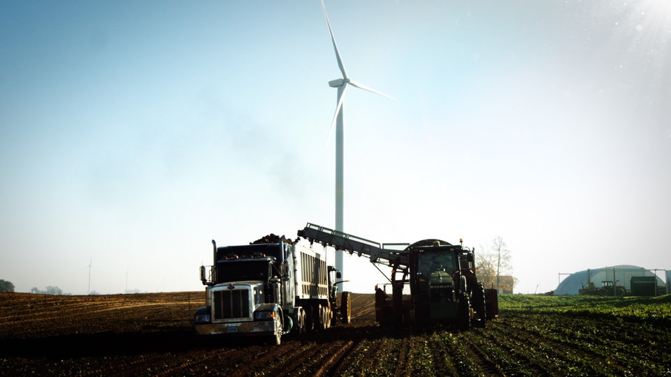 Wind Farm Project Promises Jobs Economic Boost To