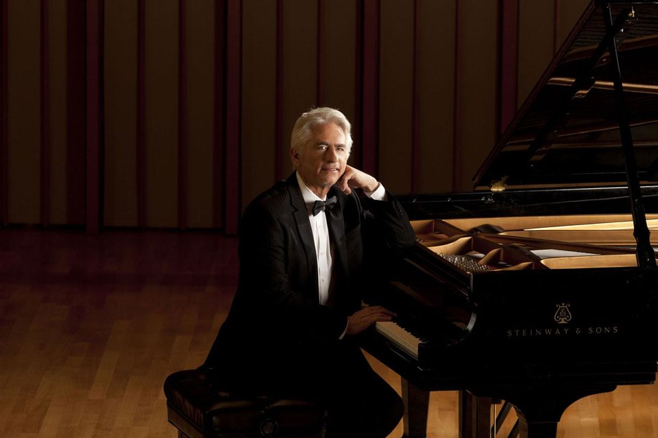 Photo -  David Benoit will headline OKC Jazz Fest with a performance at the Civic Center Music Hall on Sept. 25. [Photo provided]