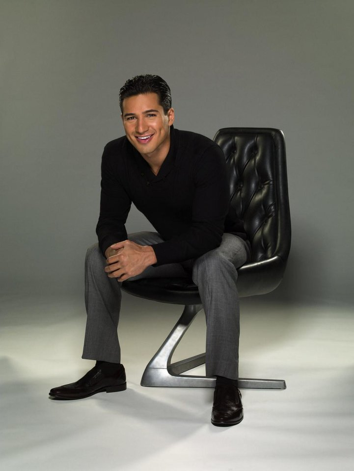 Photo - Mario Lopez has launched a shoe collection for men and boys.